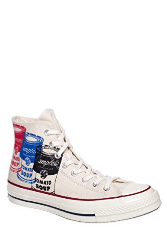 Unisex All Star Andy Warhol Chuck Taylor 70 High Top Sneaker