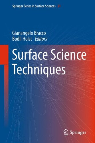 Surface Science Techniques (Springer Series In Surface Sciences)