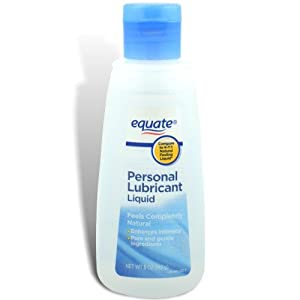 Equate - Personal Lubricant Liquid, 5 Oz