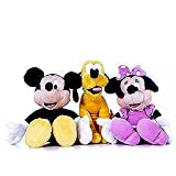 DISNEY MICKEY MOUSE CLUBHOUSE 10 INCH SOFT TOY MINNIE