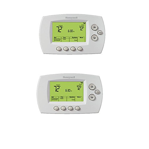 Honeywell 7-Day Programmable Wi-Fi Thermostat (White 2-Pack) (Honeywell 7 Day Wifi compare prices)