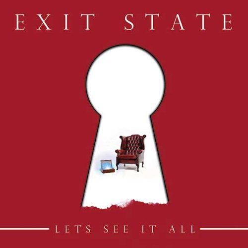 Lets-See-It-All-Exit-State-Audio-CD