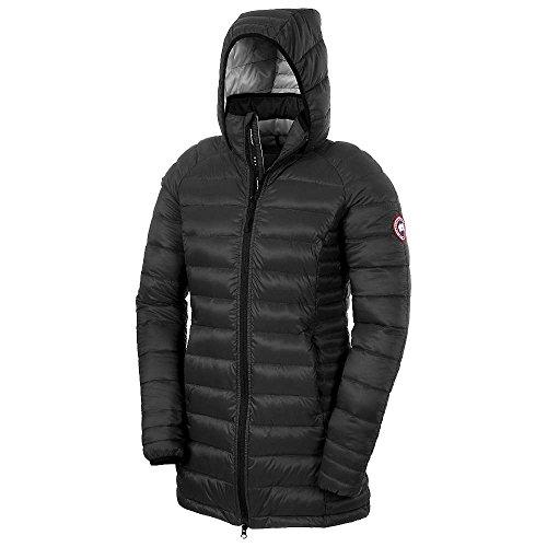 Canada Goose Women's Brookvale Coat, Black, Large (Coats Canada Goose Women compare prices)