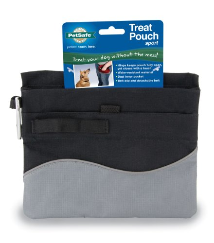 PetSafe Treat Pouch Sport, Black (Service Dog Tote compare prices)