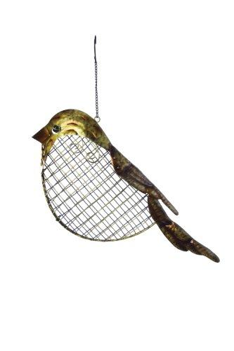 Toland Home Garden Birdie Suet Bird Feeder