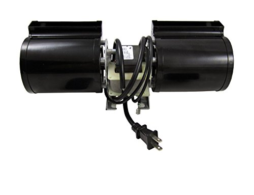 Tjernlund 950-3315 GFK-160 Fireplace Blower Only Replacement Motor for Heat N Glo, Hearth and Home, Quadra Fire (Heat N Glo Blower compare prices)