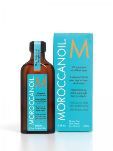 Sale alerts for Moroccan Oil Moroccan Oil Hair Treatment 3.4 Oz Bottle - Covvet