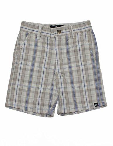 Quiksilver Little Boys Summer Casual Plaid Walk Shorts 6 Multicolor Quiksilver Casual Shorts