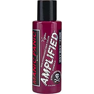 Manic Panic Amplified Hot Hot Pink 4oz