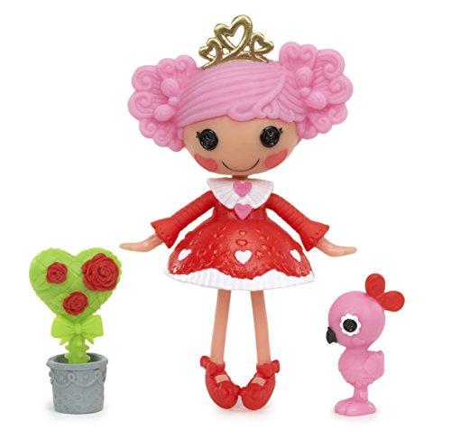 Lalaloopsy Mini Doll- Queenie Red Heart - 1