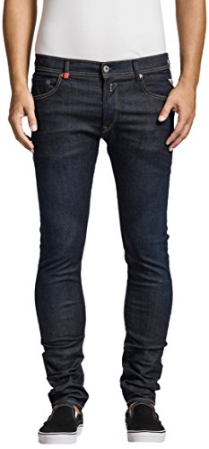 Replay - Jeans, Uomo, Blu (Blau (Blue Denim 7)), 44 IT (30W/32L)