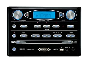 Amazon Com Asa Electronics Awm975 Black Am Fm Dvd