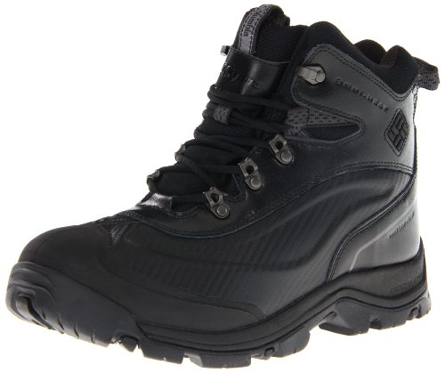 Columbia Men's Buga Plus Chukka Snow Boot
