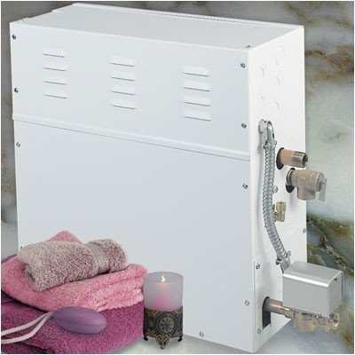 12 Kw Steam Generator Package front-607742
