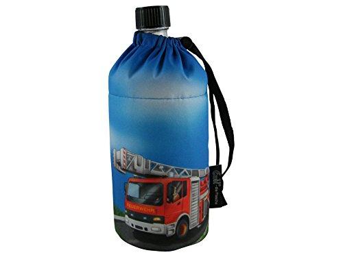 Emil - Bottiglia di vetro, 100% a tenuta stagna e resistente alla lavastoviglie
