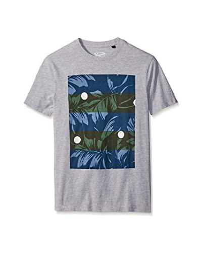 Original Penguin Men's Floral Block Printed T-Shirt