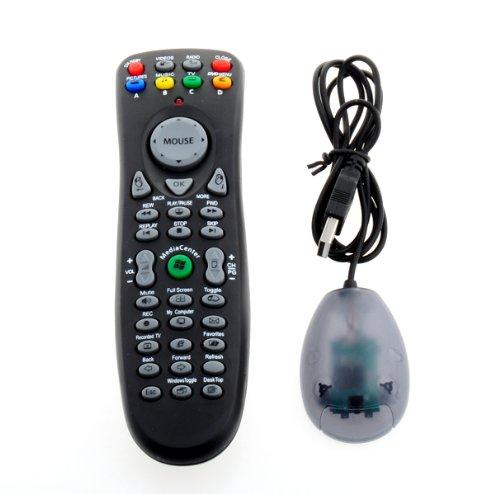 Uoften Computer Fernbedienung USB Plug-n-Play-Fernbedienung Entfernung 10M