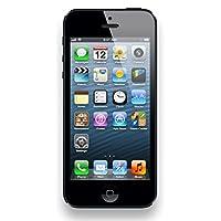 Apple iPhone 5 16GB Unlocked GSM + Verizon CDMA 4G LTE Cell Phone - Black