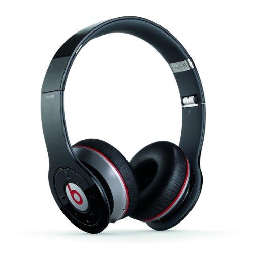 【国内正規品】Beats by Dr.Dre beats wireless ブルートゥース・ヘッドフォン ブラック BT ON WIRELS BLK