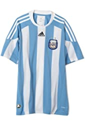 Argentina Home Youth Soccer Jersey