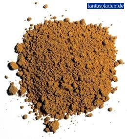 Vallejo Dark Yellow Ocre Pigment, 30ml