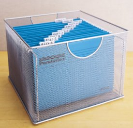 Buy Mesh File Box