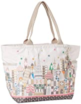 Hot Sale LeSportsac Picture Charm Tote,See the World,One Size