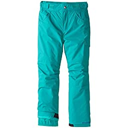 Columbia Big Girls\' Starchaser Peak II Pant, Mayan Green, X-Large