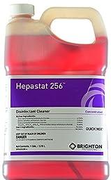 Brighton ProfessionalTM Hepastat 256TM Disinfectant Cleaner, Quick Mix, 1 Gallon