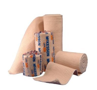 Elastic Bandage with Velcro, Ace-Type Compression Wrap, Select Medical (4