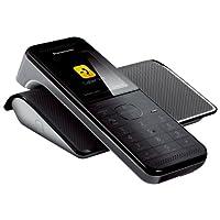 Panasonic KX-PRW120W Smartphone Connect Digital Phone with 1 Cordless Handset