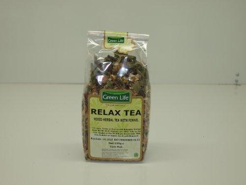 Natural Relax Herbal Tea 100Gr