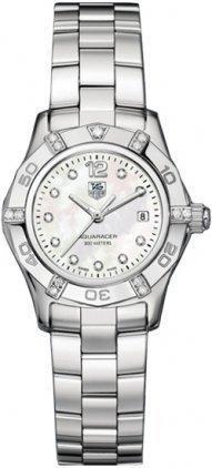 Tag Heuer Aquaracer Ladies Watch WAF141G.BA0824