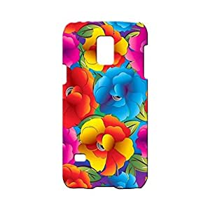 BLUEDIO Designer Printed Back case cover for Samsung Galaxy S5 - G4176