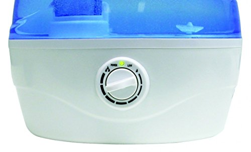 Comfort zone quiet ultrasonic anti microbial soothing cool for Small room humidifier