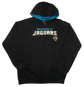 Nfl Team Apparel Boys Jacksonville Jaguars Full Zip Hoodie by NFL Team Apparel