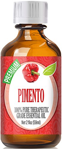 Pimento (60ml) 100% Pure, Best Therapeutic Grade Essential Oil - 60ml / 2 (oz) Ounces