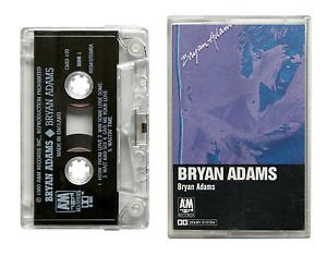 Bryan Adams [Musikkassette]