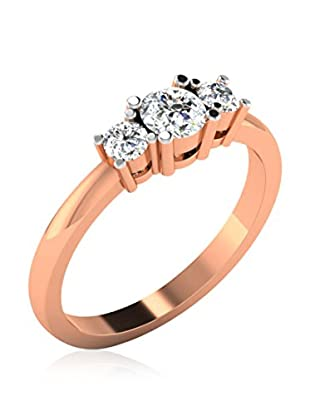 Friendly Diamonds Anillo FDR7672R (Oro Rosa)