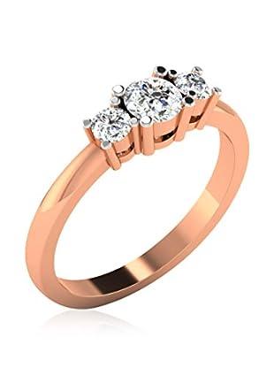 Friendly Diamonds Anillo FDR7672R (Oro Rosa)