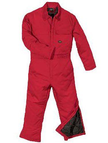 Warmest and Best Insulated Coveralls for Men, Worn by Women!