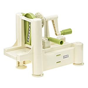 Lurch Spirali 10203 Vegetable Spiralizer Green/Cream