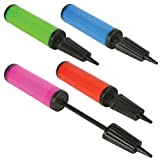 One Two Way Action Hand Pump for Rody Horse & Hopper Ball-assorted Colors