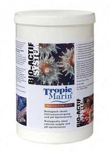 Tropic Marin Atm26114 Bio Calcium Acountif Supplement, 64-Ounce