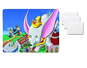 Premium Quality Mouse Mat with printed design Dumbo