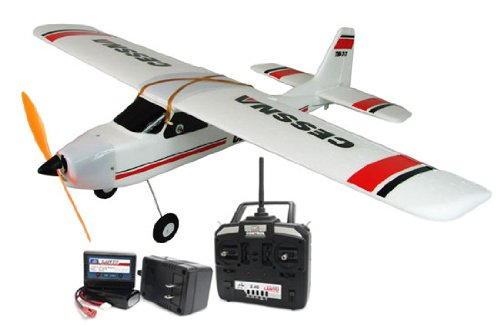 Cessna 747-1 4ch 2.4ghz Electric RTF Rc Airplane