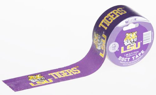 NCAA LSU Tigers Logo Duct Tape