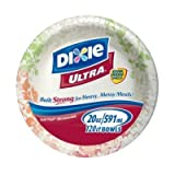 Dixie Ultra 20oz Paper Bowls - 120ct