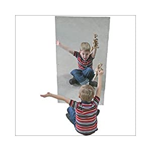 Acrylic Wall Size Mirror 24 X 24