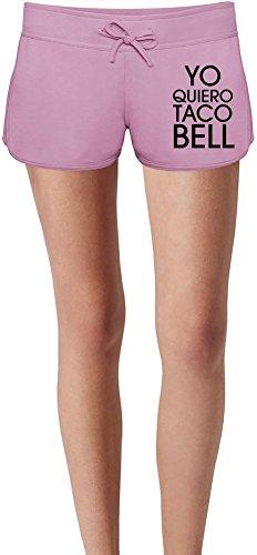 yo-quiero-taco-bell-funny-slogan-las-damas-verano-sudor-shorts-summer-sweat-shorts-for-women-ladies-